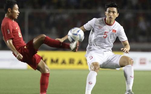 Đoàn Văn Hậu có thể tham dự vòng loại World Cup 2022