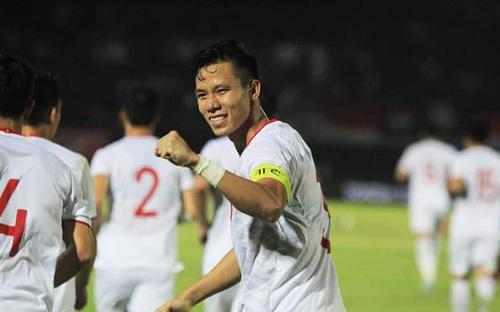 Cầu thủ tuyển Việt Nam ai cũng có duyên ghi bàn vào lưới Indonesia