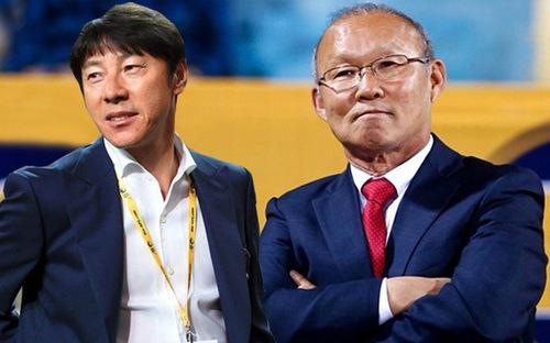 Park Hang Seo đấu với Shin Tae Yong: Thắng bại luận anh hùng