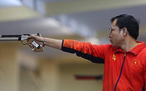 Hoàng Xuân Vinh và hi vọng giành huy chương Olympic Tokyo