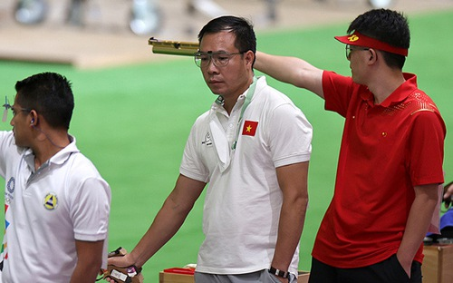 Vì sao Hoàng Xuân Vinh thất bại ở Olympic?