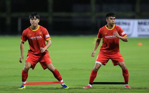 Cầu thủ Việt Nam thận trọng trước vòng loại U23 châu Á