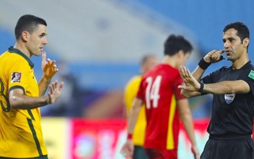 Đội tuyển Việt Nam chỉ thua... VAR và trọng tài